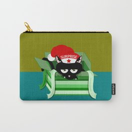 Naughty Cat Surprise Carry-All Pouch