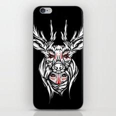 Mother nature deer iPhone & iPod Skin