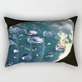 Story of a water drop Rectangular Pillow
