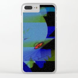 fantastic planet Clear iPhone Case