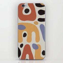 Shapes & Colors II iPhone Skin