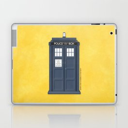 9th Doctor - DOCTOR WHO Laptop & iPad Skin