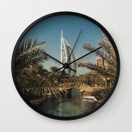 Burj Al Arab - Dubai Wall Clock