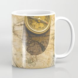 TRAVEL AROUND THE WORLD Coffee Mug