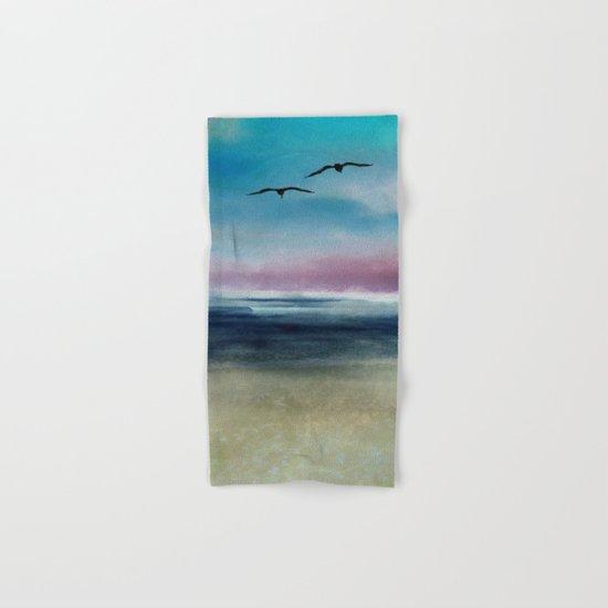 Ocean Landscape Hand & Bath Towel