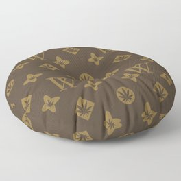 Weed Couture Floor Pillow