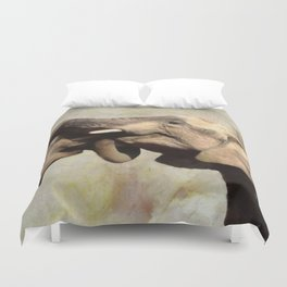 Lifelong Friendships Duvet Cover