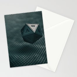 Contrasting Edges Stationery Cards