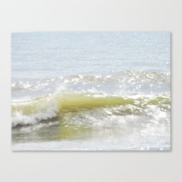 Waves for Days Canvas Print