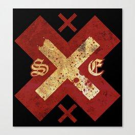 Strage Edge xXx Canvas Print