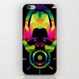 UPPSALA JUNGLE POSTER 01 iPhone Skin