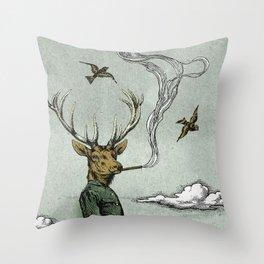 Cavalry Throw Pillow