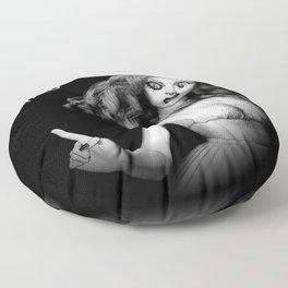 Mad Alice Floor Pillow