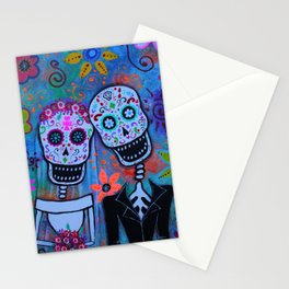 Til Death Do Us Part Stationery Cards