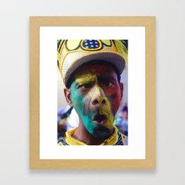 Carnival Time Framed Art Print