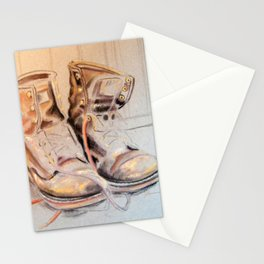 More Work to Do Stationery Cards