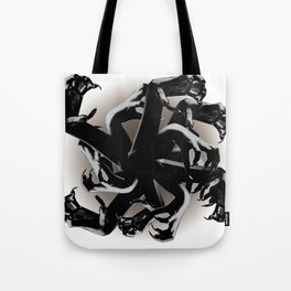 Claws Attack  Tote Bag