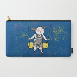A blissful state of mind Carry-All Pouch