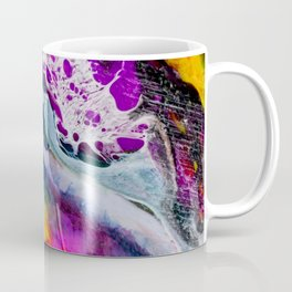 Abstract Melt V Coffee Mug