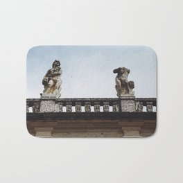 Off with their Heads Bath Mat