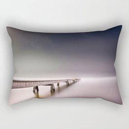 Nebel II (in color) Rectangular Pillow