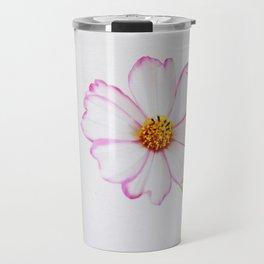 Cosmos Flower I Travel Mug