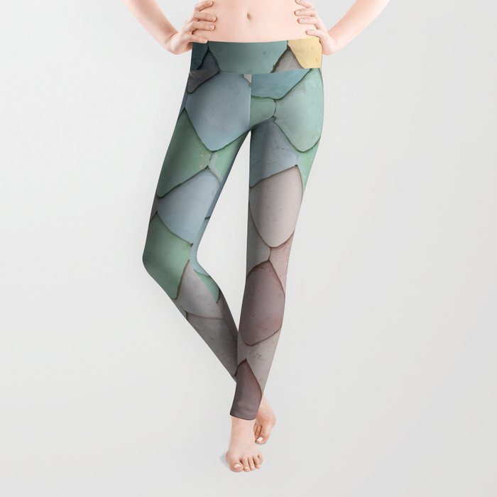 Urban Mosaic Leggings