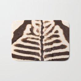 Zebra - stripes - classic - #society6 #buyart Bath Mat