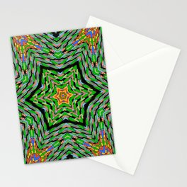 Chrismatic Hexaltations Stationery Cards