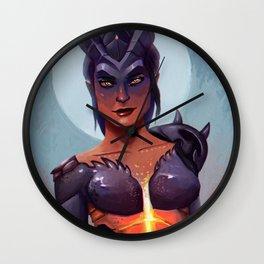 Dragon Queen Wall Clock