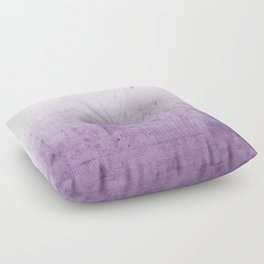 Radiant Orchid Purple Ombre  Floor Pillow
