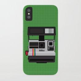 Polaroid Supercolor 635CL iPhone Case