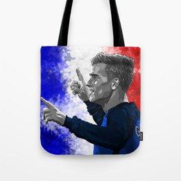 Antoine Griezmann - France Tote Bag