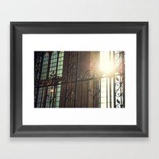 The Verse Framed Art Print
