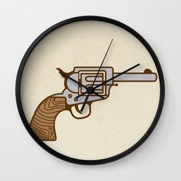 Boom! Wall Clock