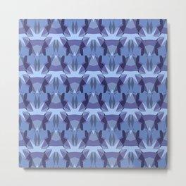 Aesthetics: abstract pattern Metal Print
