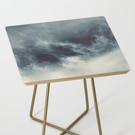 Ocean of clouds by Teresa Thompson Side Table