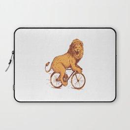 BICYCLE LION Laptop Sleeve