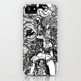 Shub Niggurath iPhone Case
