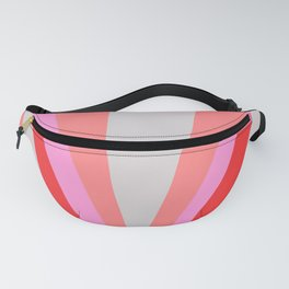 sunshine state, coral Fanny Pack