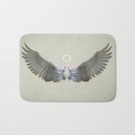 Icarus Wings Bath Mat