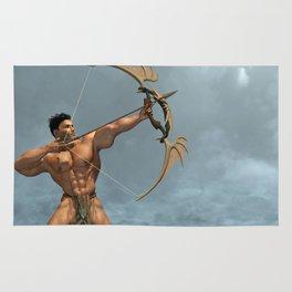 Bow-Warrior 4600 x 3000 Rug