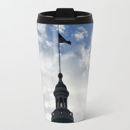 St. Louis City Hall Backlit Travel Mug