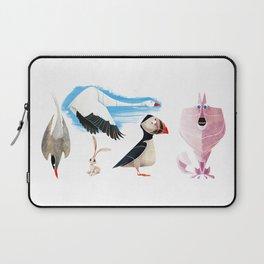 Arctic animals 2 Laptop Sleeve