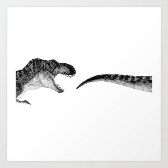 T-Rex by megnanimous82
