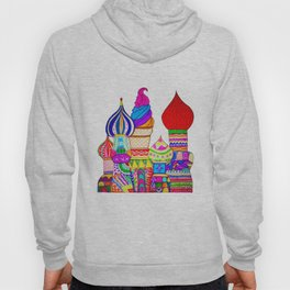 RUSSIAN BUILDING Hoody
