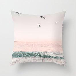 Santa Cruz California Throw Pillow