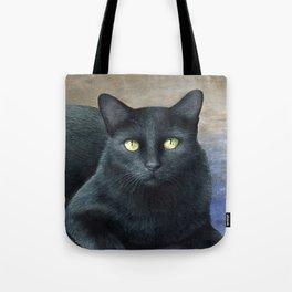 Cat 621 Tote Bag