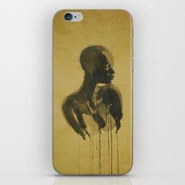 Quietude iPhone Skin