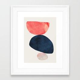 Balance II Framed Art Print
